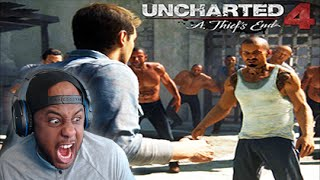 Download I GOT INTO A FIGHT! | Uncharted 4 Video