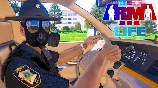 Arma 3 - New Eden RP Life Mod - Custom Map - Police Patrol
