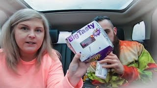 Download MCDONALD'S MONOPOLY MADNESS CHALLENGE | The Back Seat Blow Out Ep.1 Video