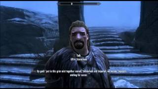 Download Ulfric Stormcloak in Sovngarde Video