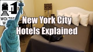 Download Visit New York - Hotel Advice for New York City Video