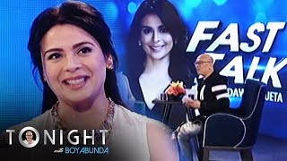 Download TWBA: Fast Talk with Dawn Zulueta Video