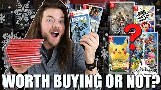 Download Nintendo Switch Games Holiday Buying Guide & What To AVOID! Video