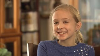 Download 8-Year-Old Girl is Breast Cancer Free After Having Double Mastectomy Video