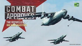 Download The Refueller: Docking Masters. Russia's Il-78 refuelling tanker Video