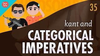 Download Kant & Categorical Imperatives: Crash Course Philosophy #35 Video