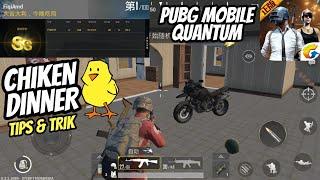 Download Tips Jitu Chiken Dinner PUBG Mobile Quantum - FULL GAMEPLAY ! Video