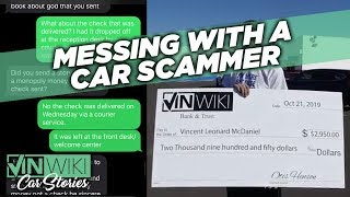 "Download Can I run a Nigerian Scam on a car scammer?"" Video"
