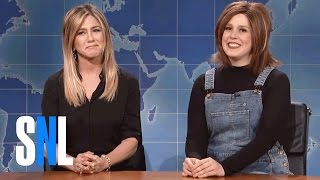 Download Weekend Update: Rachel from Friends on '90s Nostalgia - SNL Video