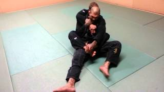 Download 3 leg locks when opponent has your back Video