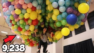 Download How Many Balloons Does It Take To Float? Video