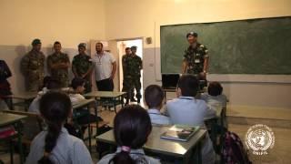 Download Kiprah Tentara Indonesia di Lebanon Video