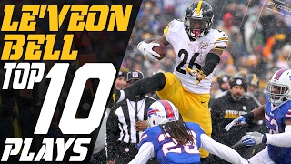 Download Le'Veon Bell's Top 10 Plays of the 2016 Season | Pittsburgh Steelers | NFL Highlights Video
