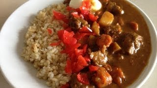 Download Curry Recipe (Japanese Style and How To Tutorial)- BenjiManTV Video