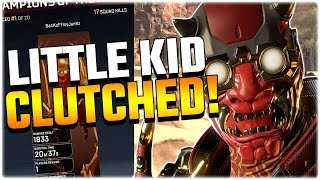 Download THIS Is How You Treat Kids In Apex.. (Apex Legends PS4) Video