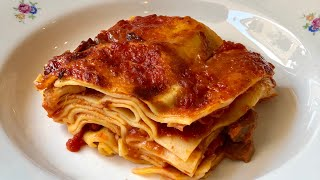 Download Pasta Grannies discover two lasagne recipes from Macerata in central Italy Video