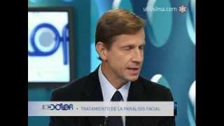 Download Dr.Andersson-Parálisis Facial De Bell 2011 Canal Utilísima, Programa SinDolor. Video