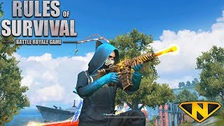 Download The *NEW* Death Stalker M4A1 (Rules of Survival: Battle Royale) Video