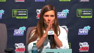 Download Danica Patrick breaks down while discussing future Video