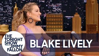 Download Blake Lively's Daughter Eats Raw Meat Like a White Walker Video