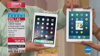 Download HSN | Electronic Connection featuring Apple 04.22.2018 - 10 AM Video