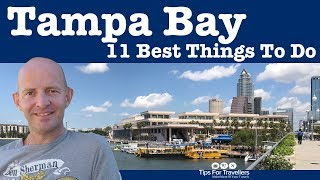 Download 11 Best Things to Do in Tampa Florida Video