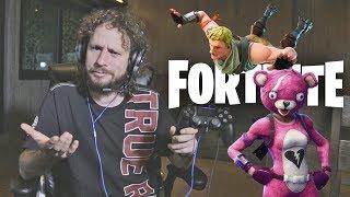 Download Jugando FORTNITE por primera vez en mi vida Video