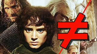 Download Lord of the Rings: The Fellowship of the Ring - What's the Difference? Video