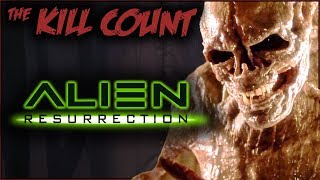 Download Alien Resurrection (1997) KILL COUNT Video