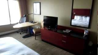 Download Hilton Hotel Room Review - Toronto Downtown Video