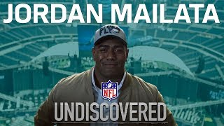 Download Jordan Mailata's Journey From Australian Rugby League to Eagles Draft Pick | NFL Undiscovered Video