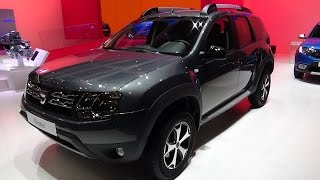Download 2017 Dacia Duster Unlimited 4x4 - Exterior and Interior - Geneva Motor Show 2017 Video