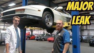 Download Here's Everything that's Broken on My Bargain Ferrari Testarossa Video