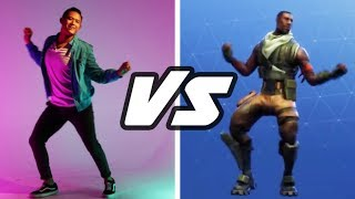 Download Professional Dancers Try The Fortnite Dance Challenge Video