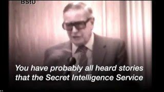 Download New footage shows Kim Philby give lecture to the Stasi in 1981 Video
