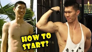 Download HOW TO START WORKING OUT || Gym for Beginners - Life After College: Ep. 492 Video