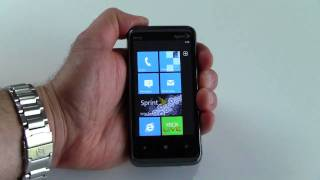 Download HTC Arrive Windows Phone 7 Smartphone Review - HotHardware Video