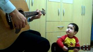 Download Don't Let Me Down - The Beatles, por Diogo Mello (1 ano e 11 meses) Video