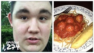 Download MAKING PASTA FOR DINNER!! - June 11,2017 (Day 1,274) Video
