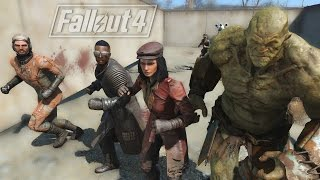 Download FALLOUT 4: COMPANION FREE-FOR-ALL! Video