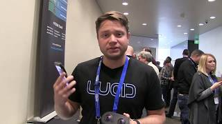 Download Lucid VR Demonstration of Its 3D VR180 Camera that Leverages Real-time Image Processing Video