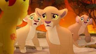 Download The Lion Guard The Underground Adventure - Fire Attack Video