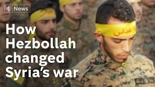 Download Inside Syria: How Hezbollah changed the war | Channel 4 News Video
