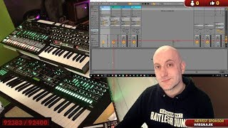 Download Synthesizers & Mixing Track Improvisation Video