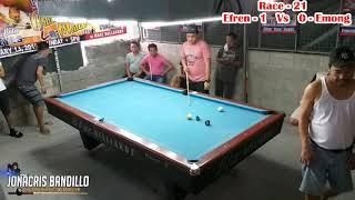 Download Efren ″Bata″ Reyes Vs Ejay ″Emong″ Cunanan (Caloocan City) Part 1 Video