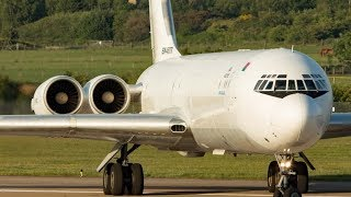 Download *RARE* Ilyushin Il-62 Departure To TRIPOLI From DONCASTER AIRPORT (UK) Video