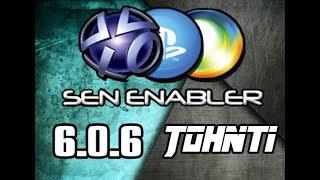 Download Sen Enabler 6.0.6 para CFW 4.82 Video