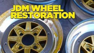 Download JDM Wheel Restoration Video