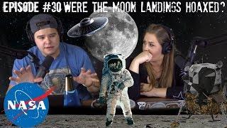 Download NASA Moon Landings Conspiracy Theories - Podcast #30 Video