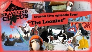 Download LINE Traveling Circus 5.4 The Loonies Video
